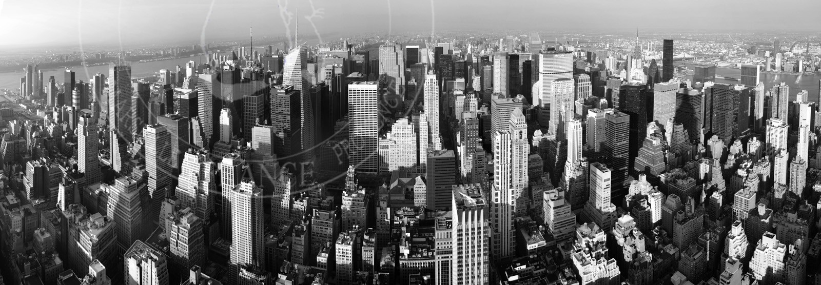 ref nyc 95 299 panorama 33x95 building sur new york city. Black Bedroom Furniture Sets. Home Design Ideas