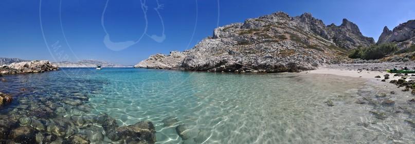 Photos des calanques et les iles de marseille classique - Cuisine des iles marseille ...