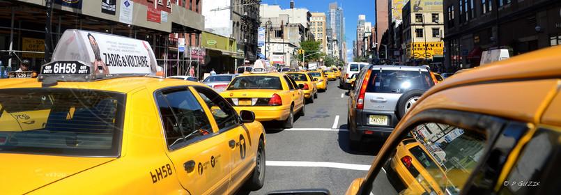 taxi vert new york